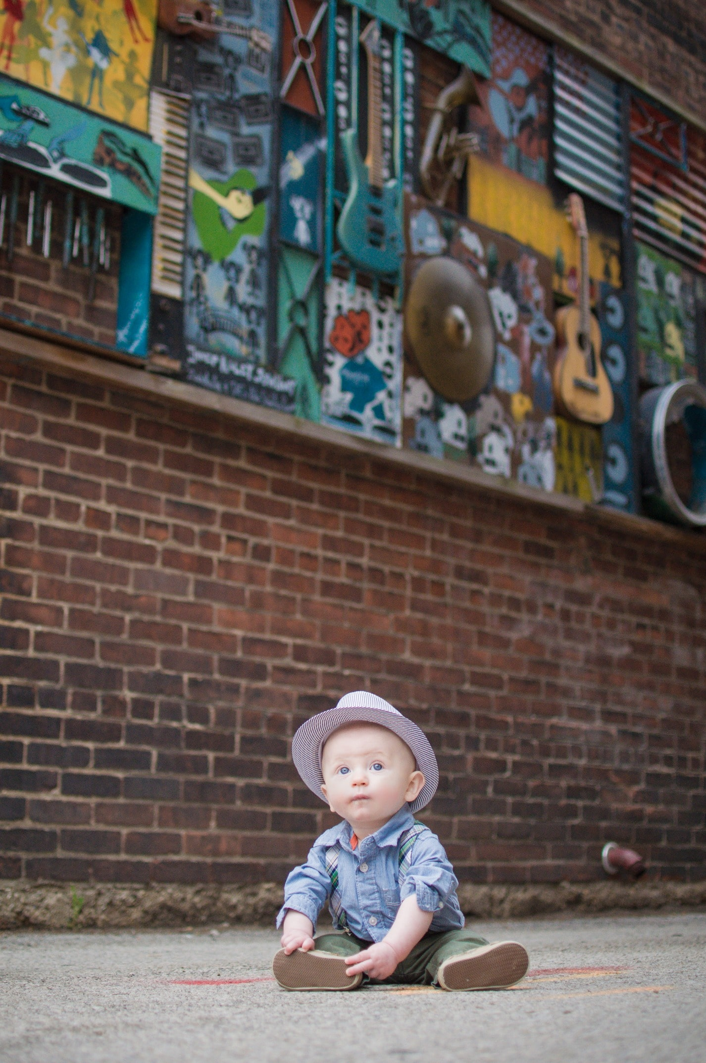 6 Month Photos | Luminant Photography | Lafayette, IN Photographer
