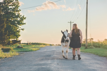 Lafayette Senior Photographer | Luminant Photography | Claire Cantrell