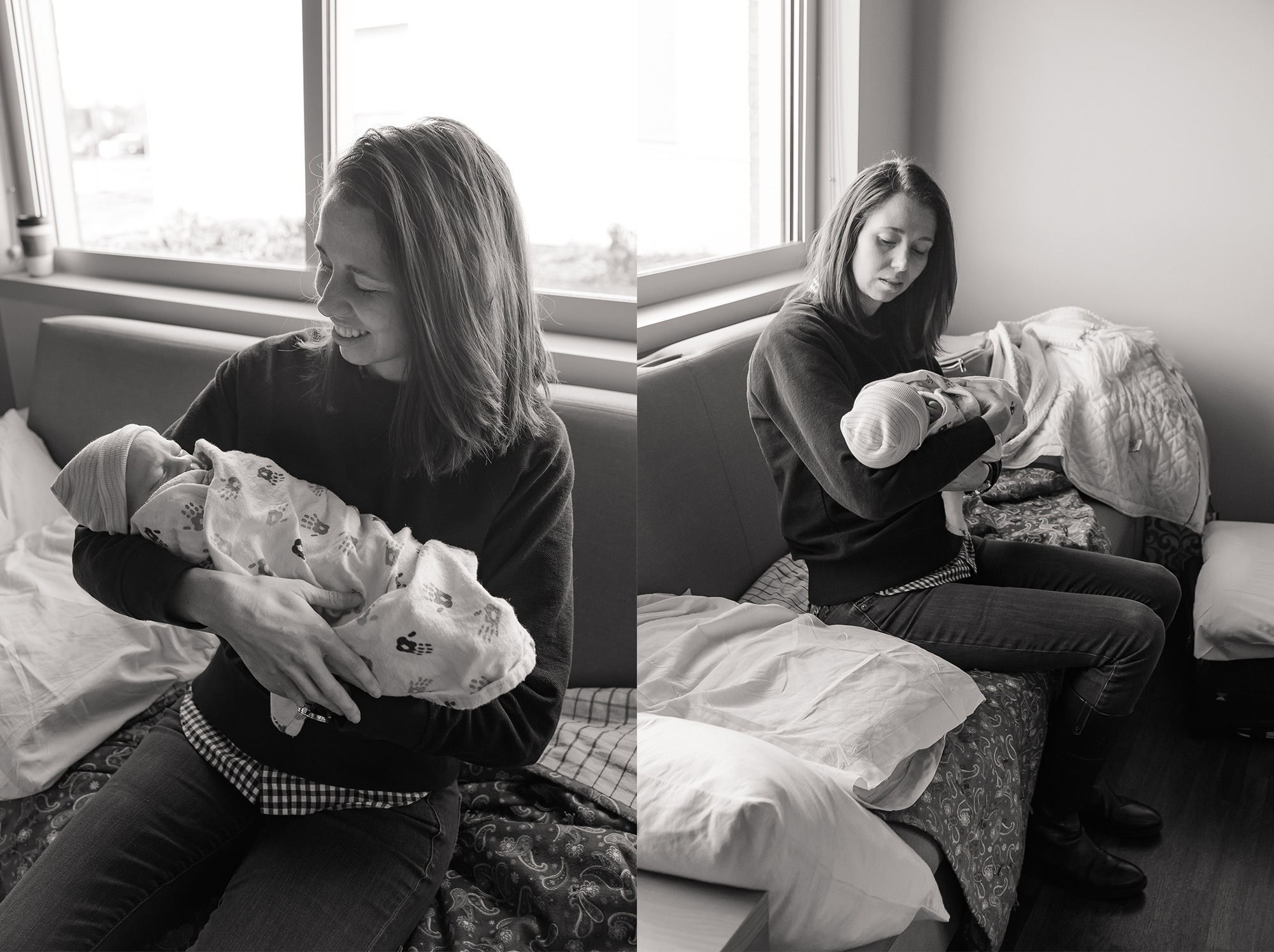 Henrik Marshall Stoker | First-time Birth Photographer | New Parents | Luminant Photography | Lafayette, IN Photographer | Lafayette, Indiana Photographer | Chris Stoker | Annie Stoker