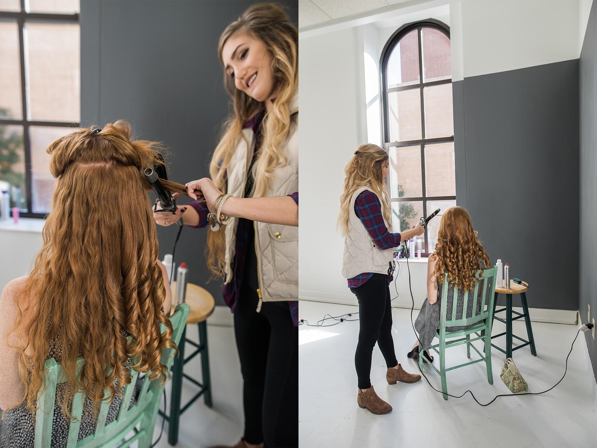 Lafayette, Indiana Photographer | Professional Hair and Makeup | Luminant Photography | Victoria Rayburn