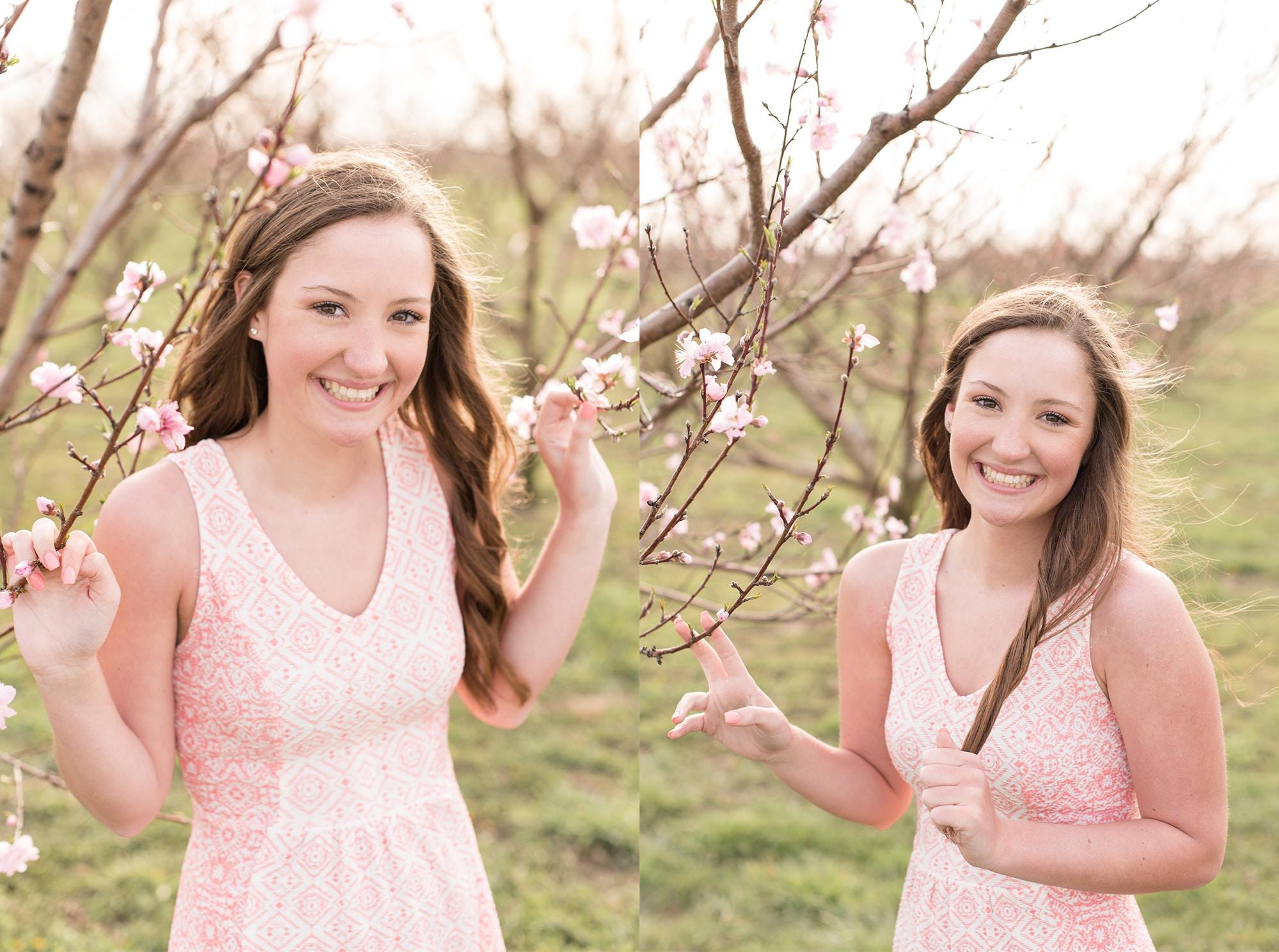 Maya Rayburn: Goodbye to Braces! | Lafayette, Indiana Senior Photos | Luminant Photography | Victoria Rayburn | Celebrate Getting Your Braces Off | Senior Pictures in Lafayette, Indiana